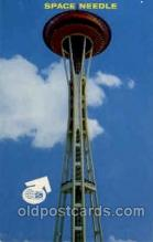 exp160060 - Seatle Washington Worlds Fair 1962, Exposition, Postcard Post Card