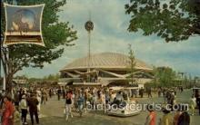 exp170004 - New York Worlds Fair, New York City, NYC Exposition, Postcard Post Card