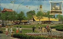 exp170018 - New York Worlds Fair, New York City, NYC Exposition, Postcard Post Card