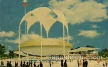 exp170039 - New York Worlds Fair, New York City, NYC Exposition, Postcard Post Card
