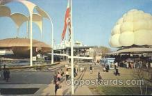 exp170089 - Johnson's wax New York, USA 1964 - 1965, Worlds Fair, Exposition, Postcard Post Card