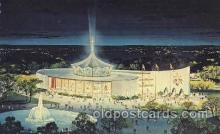 exp170096 - The Vatican New York, USA 1964 - 1965, Worlds Fair, Exposition, Postcard Post Card
