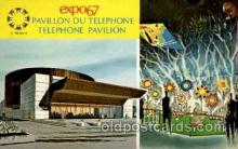 exp180034 - Montreal, Canada Exposition, 1967 expo67, Postcard Post Card
