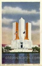 exp200008 - US. Government Building A Century Of Progress, Chicago 1934 International Exposition