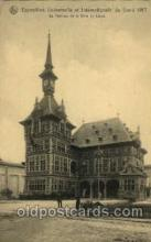 exp200013 - Exposition Universelle et Internatialnale de Gand 1913