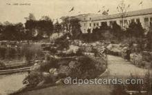 exp200019 - Lake garden, Campbell Gray British Empire Exhibition 1924