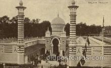 exp200022 - Malaya pavilion, Campbell Gray British Empire Exhibition 1924