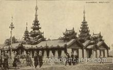 exp200027 - Burmese Pavilion, Campbell Gray British Empire Exhibition 1924