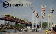 exp200073 - San Antonio, Texas World Fair HemisFair 1969