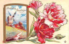 eyy0001115 - Post Card Old Vintage Antique
