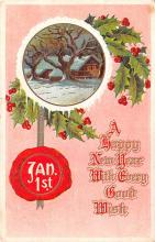 eyy0001633 - Post Card Old Vintage Antique