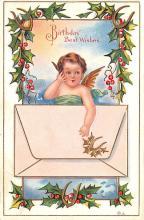 eyy0001833 - Post Card Old Vintage Antique
