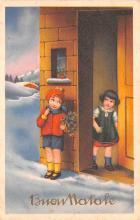 eyy0001929 - Post Card Old Vintage Antique