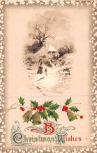 eyy000523 - Post Card Old Vintage Antique