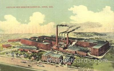 fac001029 - Factory, Factories, Postcard Post Card