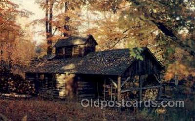 fac001080 - Old Sugar House  Postcard Post Cards Old Vintage Antique