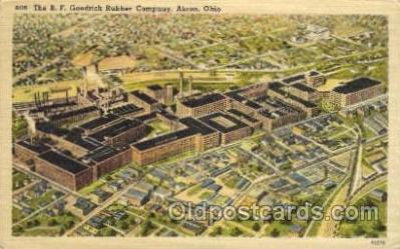 BF Goodrich Rubber Company