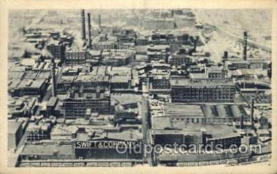fac001119 - Swift & Company Chicago, IL, USA Postcard Post Cards Old Vintage Antique