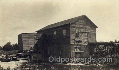 fac001126 - Old Mill  Postcard Post Cards Old Vintage Antique