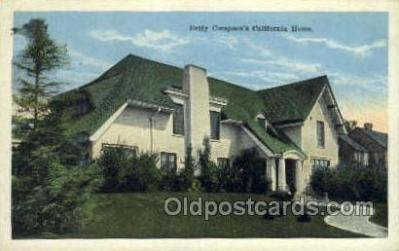 Betty Compsons home