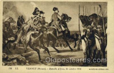 fam100335 - Vernet (Horace) Famous People Old Vintage Antique Postcard Post Card