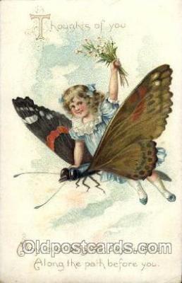 fan001140 - Fantasy Postcard Post Card