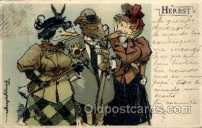 fan001151 - Fantasy Postcard Post Card