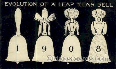 Evolution of a Leap Year Bell