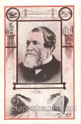Cyrus Mc. Cormick
