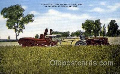 far001065 - Farming Postcard Post Card