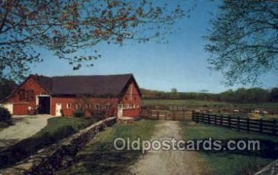 far001295 - On the Farm Farming Old Vintage Antique Postcard Post Card