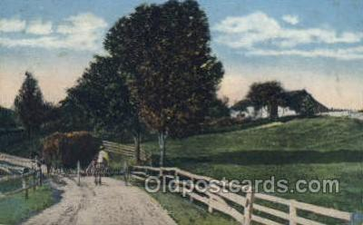 far001321 - Farming Old Vintage Antique Postcard Post Card