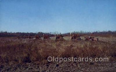 far001326 - Soy Bean Harvest Farming Old Vintage Antique Postcard Post Card