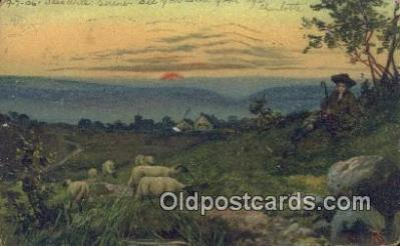 far001375 - Farming Postcard Post Card