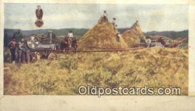 far001384 - Farming Postcard Post Card