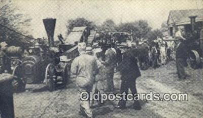 far001388 - Rough & Tumble Engineers Historical Assoc. Farming Postcard Post Card