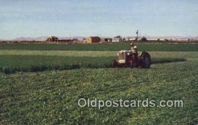 far001470 - Typical Farm Farming Postcard Post Card