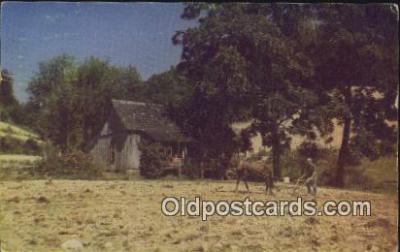 far001492 - Rural Scene Farming Postcard Post Card
