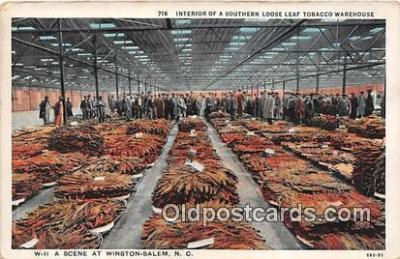Southern Loose Leaf Tobacco Warehouse