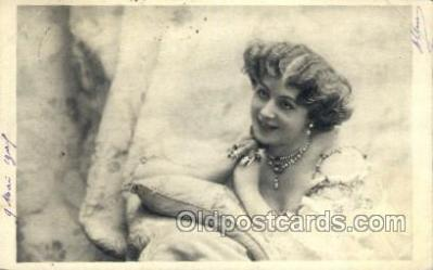 ffs001008 - Foreign Film Stars Old Vintage Antique Postcard Post Card