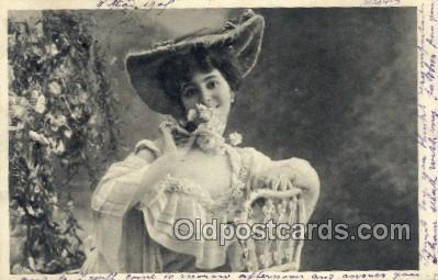 ffs001012 - Foreign Film Stars Old Vintage Antique Postcard Post Card