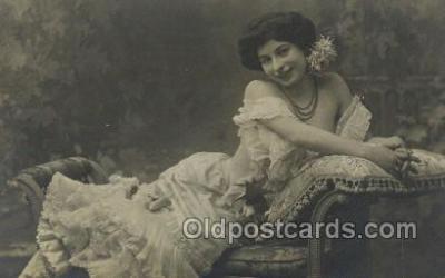 ffs001035 - Foreign Film Stars Old Vintage Antique Postcard Post Card