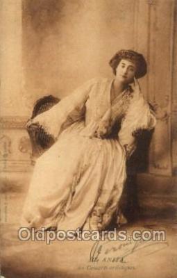 Mlle Anita