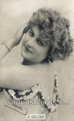 Maria G Valois