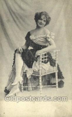 ffs001134 - Foreign Film Stars Old Vintage Antique Postcard Post Card
