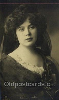ffs001147 - Elenore Olden Foreign Film Stars Old Vintage Antique Postcard Post Card