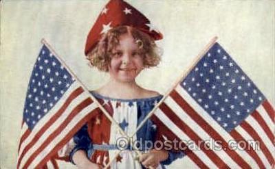 fgs001012 - Flag, Flags Postcard Post Card