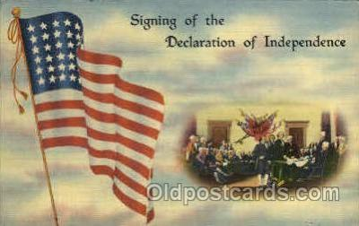 fgs001019 - Flag, Flags Postcard Post Card