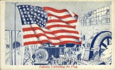 fgs001022 - Flag, Flags Postcard Post Card