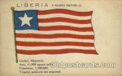 fgs001056 - Flag, Flags Postcard Post Card
